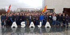 Participantes en la convención de ASAJA.