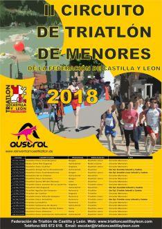 Circuito Regional de Triatlón para menores
