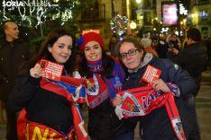 Manifestación de Soria Ya antes del Madrid y fiesta en la Herradores. SN
