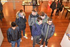 Imágenes de la inauguración de #Soria LAB.