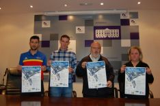 Presentación prueba de Triatlón en Diputación