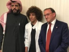 El CD Numancia se refuerza con Alí Al Namer, jugador saudí. CDNumancia.