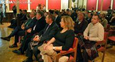 Público asistente al acto este lunes. /SN