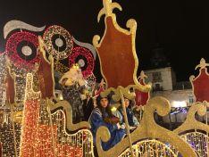 Cabalga de los Reyes Magos en El Burgo.