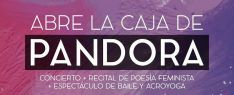 Pandora y 'Abre la caja' el día 3 de febrero