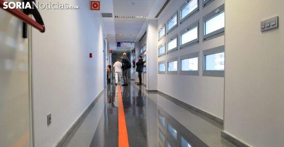 Dependencias del hospital de Santa Bárbara, en la capital. /SN