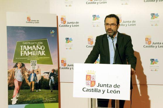 Director general de Turismo de la Junta, Javier Ramírez. /Junta