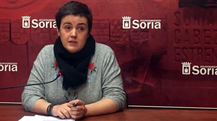 Ana Alegre, responsable municipal de Servicios Locales. /Ayto.