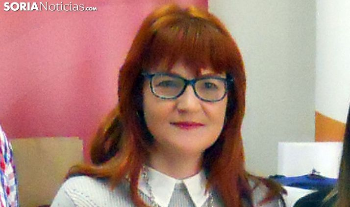 Ana Calvo, responsable de Comercio del Ayuntamiento capitalino. /SN