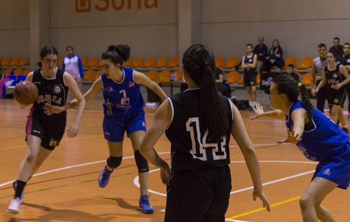 Foto 1 - Jornada decisiva para el Club Soria Baloncesto