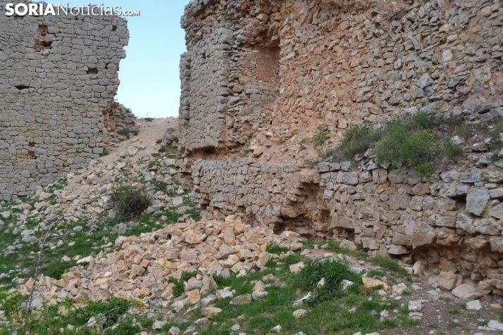 Imagen de la fortaleza medieval.