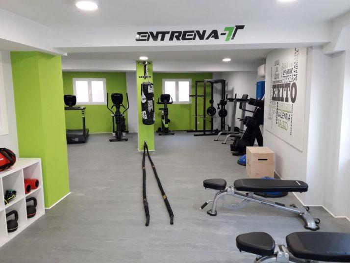 Instalaciones de Entrena-T Soria.