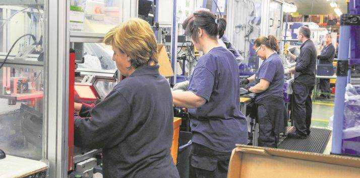 Foto 1 - La Junta subvencionará mejoras en la seguridad laboral