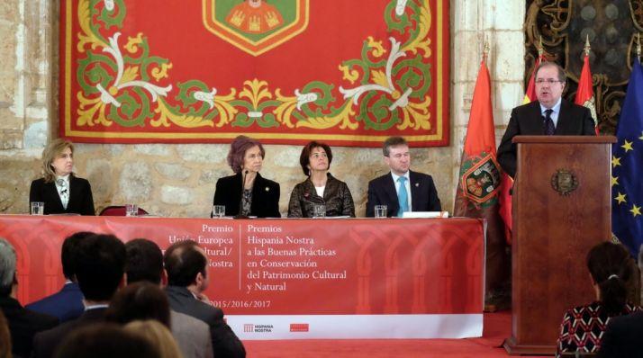 Foto 1 - Herrera pide que el esfuerzo en la conservación del patrimonio sea tenido en cuenta en la financiación autonómica