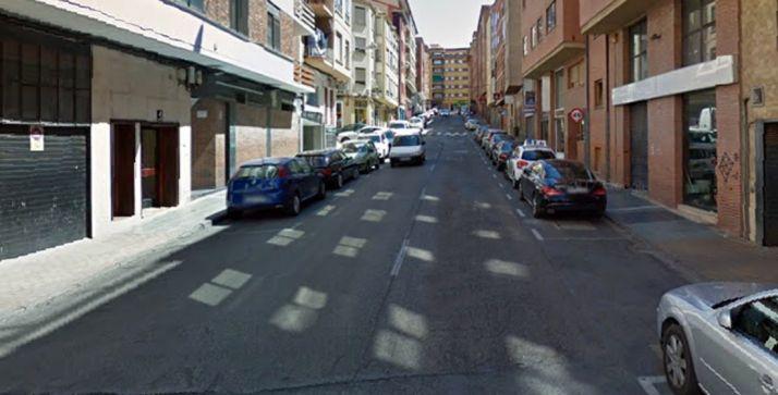Imagen de la calle Rota de Calatañazor.