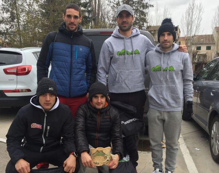 Foto 1 - El CDM Desafío Urbión, campeón por equipos en Trillo