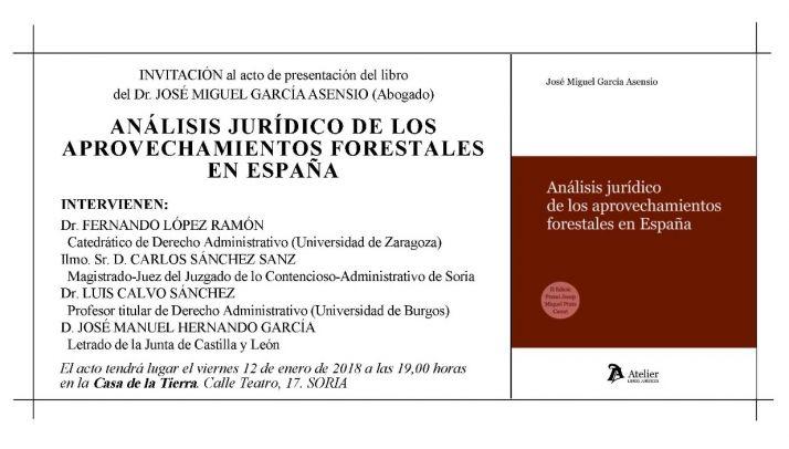 Foto 1 - La Casa de la Tierra acoge la presentación del último libro de José Miguel García