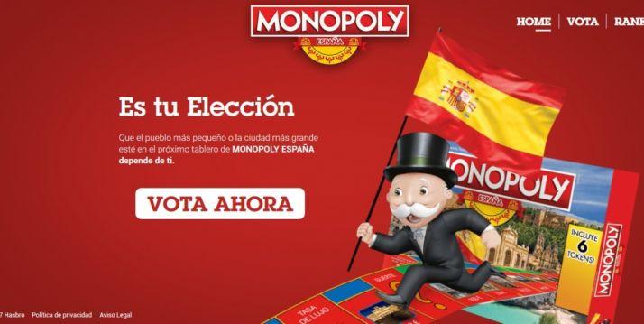 Foto 1 - Soria quiere aparecer en el próximo tablero Monopoly