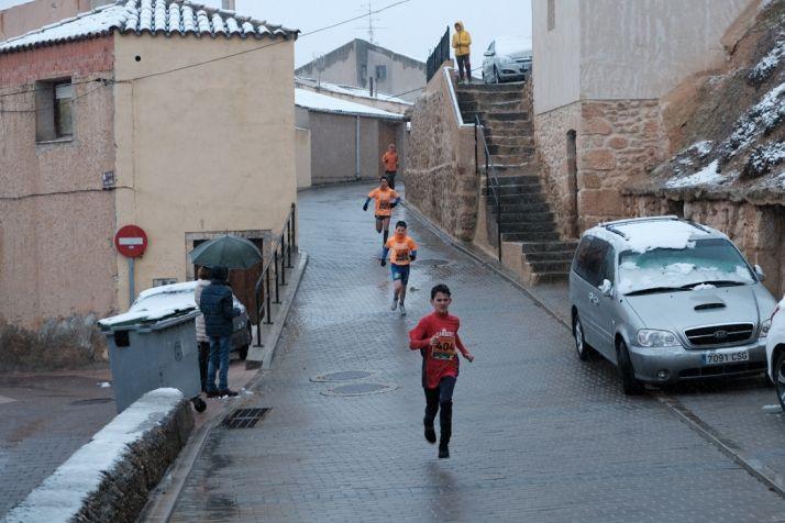 Carrera de Reyes de San Esteban de Gormaz.