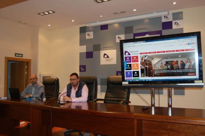 Foto 1 - 3.642 usuarios con discapacidad han visitado la página de la Diputación