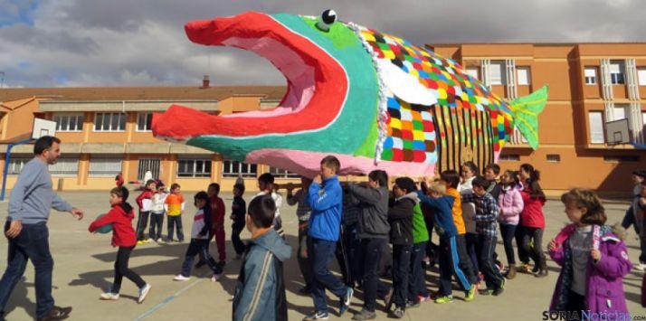 Foto 1 - San Esteban se prepara para un intenso Carnaval