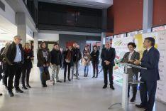 La Junta muestra el potencial innovador de la Incubadora de Empresas Biotecnológicas a sus socios europ