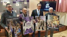 Presentación Semana Santa en Soria