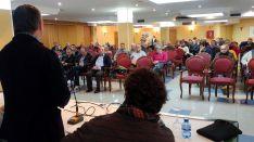 Imagen del acto celebrado por ASAJA Soria este jueves. /M-Audiovisuales