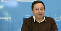 Adolfo Sainz, concejal del PP en el Ayuntamiento de la ciudad. /SN