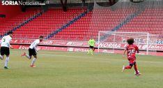 El Numancia se impone al Burgos (1-0) en el debut de Alí Al-Nemer