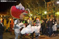 Los sorianos se lo pasan en grande el sábado de Carnaval.