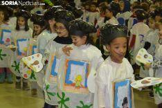 Gran Comparsa de Carnaval del CEIP Las Pedrizas.