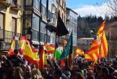 Foto 6 - Setecientas personas reclaman en Soria la equiparación salarial de policías y guardias civiles