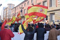 Setecientas personas reclaman en Soria la equiparación salarial de policías y guardias civiles
