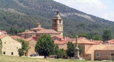 Una imagen de la localidad de El Royo.