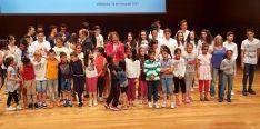 Entrega de los premios en la edición 2017. /Jta.