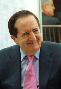 Juan José Lucas, quien fue presidente de la Junta desde 1991 a 2001.