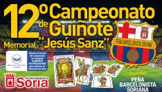 Memorial Jesús Sanz: Vuelve el guiñote de la Peña Barcelonista