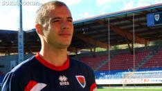 Adrián Ripa, en una imagen de archivo. /SN