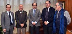 Foto 2 - Panamá se interesa por el sistema educativo impartido en Soria