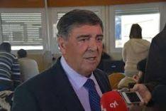 Jesús Ciria, ex vicerrector del Campus de Soria.