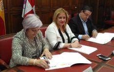 Firma del protocolo de colaboración entre FADESS y el IMSERSO.