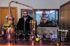 José María Muñoz dice que tiene al receta para preparar uno de los mejores gin-tonic del mundo.