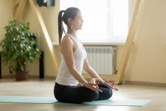 Ejercicios de meditación.