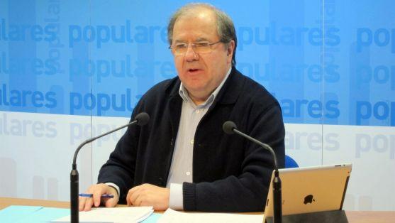 Juan Vicente Herrera, presidente de Castilla y León./EP
