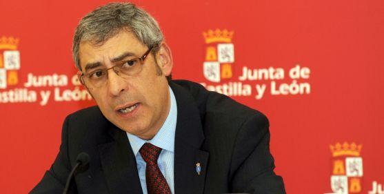 El director general de Recursos Humanos de Educación, Jesús Manuel Hurtado.