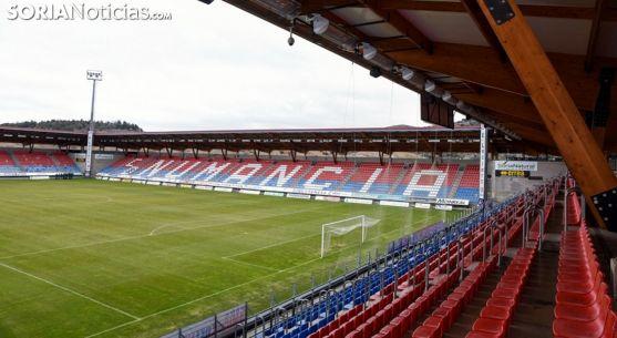 Nuevo estadio de Los Pajaritos. /SN