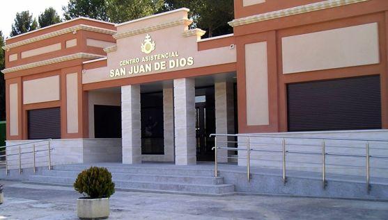 Centro Asistencial de San Juan de Dios en Palencia. /SJD