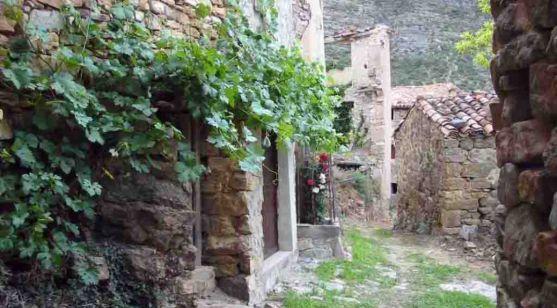 Imagen de una calle de Villarijo./AAV