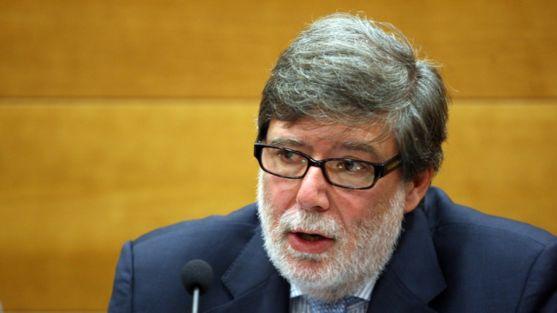 Santiago Aparicio, presidente de FOES y CECALE.